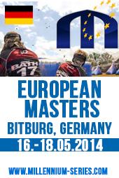 MSTV European Masters | 16.-18.May 2014