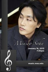 Minsoo Sohn, Piano | 1.16.2013