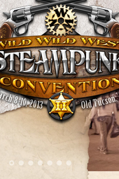 Wild Wild West Steampunk Convention II