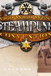 Wild Wild West Steampunk Convention II