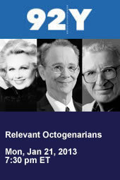 Relevant Octogenarians: Stars of the Entertainment World