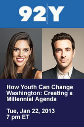 How Youth Can Change Washington: Creating a Millennial Agenda