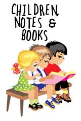 Hot Topics: Children, Notes & Books