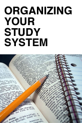 Hot Topics: Organizing Your Study System with style