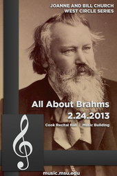 All About Brahms | West Circle Series