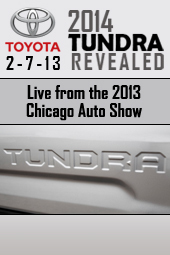 2013 Chicago Auto Show #CAS2013