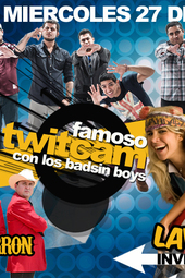 Bad Sin Boys Con Las Lavanderas, Hijos De Barron y Mucho Mas!!