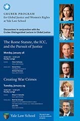 The Rome Statue, the ICC, and the Pursuit of Justice