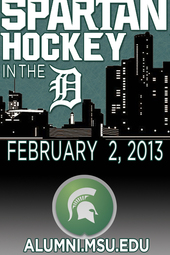 Spartan Hockey in the D