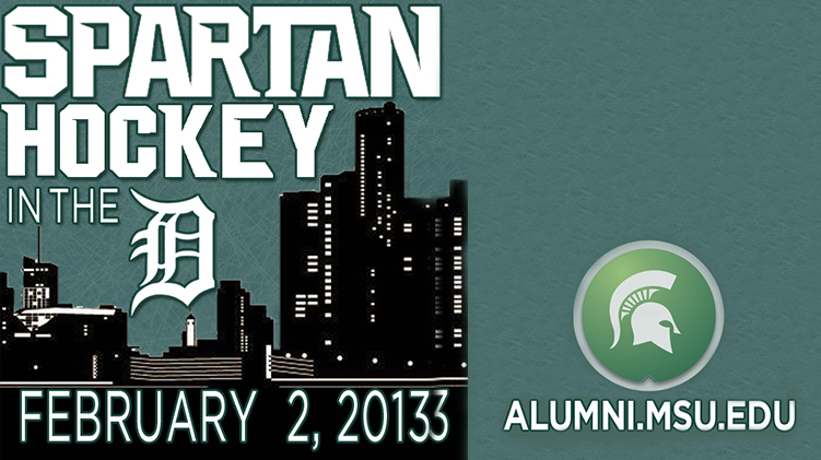 livestream cover image for Spartan Hockey in the D