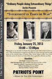 Internment Symposium