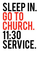 11:30 Contemporary Service