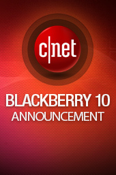 Blackberry 10 Announcement