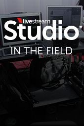 Livestream Studio in the field