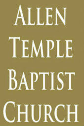 Allen Temple Baptist Church Oakland Worship