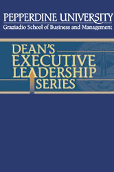 Gary Burnison - Dean's Executive Leadership Series