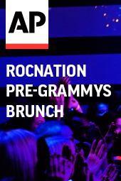 Roc Nation  Pre-Grammy Brunch w/Nokia Music