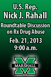 Roundtable Discussion  on Rx Drug Abuse