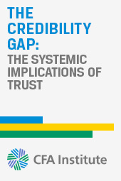 John Taft: The Credibility Gap