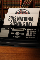 SB Nation's 2013 National Signing Day Show