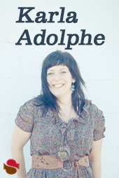 Karla Adolphe Live @ Streaming Cafe 7pm PST