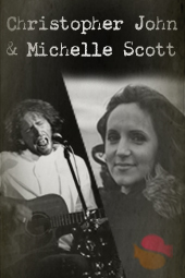 Christopher John and Michelle Scott live @ Streaming Cafe