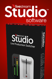 New Software: Livestream Studio