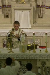 Live Mass at Sacred Heart Catholic Church