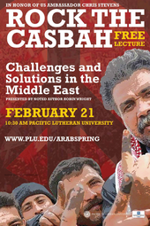 Rock the Casbah Memorial Lecture