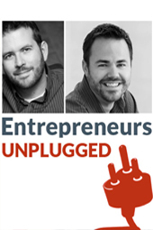 Entrepreneurs Unplugged live at Streaming Cafe