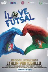 Italia - Portogallo 13.02.2013