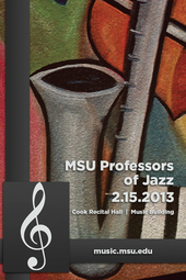Professors of Jazz | 2.15.2013
