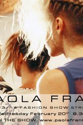 Paola Frani F/W 2013/14