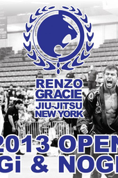 Renzo Gracie Open 2013