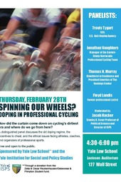 Spinning our Wheels: Doping in Professional Cycling