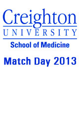 School of Medicine Match Day 2013