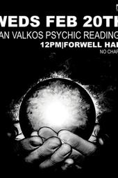 Dan Valkos Psychic Readings