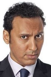 Aasif Mandvi and Brooke Gladstone in Conversation