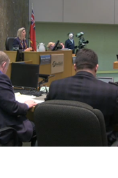 Council talks Ombudsman, casinos