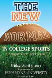 Law Review Symposium: The New Normal in College Sports