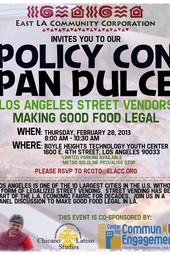 ELACC: Policy Con Pan Dulce