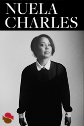 Nuela Charles - Live @ Streaming Cafe 7pm EST