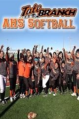 AHS Bulldog Softball