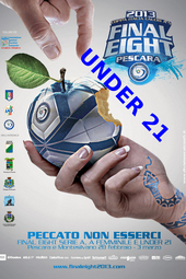 Final Eight Coppa Italia U21 - Pescara 2013
