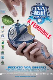 Final Eight Coppa Italia A femminile - Pescara 2013