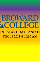 Broward College - Winter Commencement