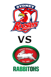 Roosters vs. Rabbitohs