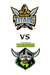 Titans vs. Raiders