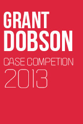 Grant Dobson Case Competition