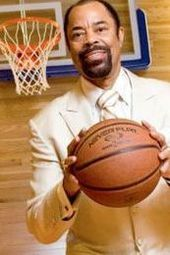 Walt Frazier and Brooke Gladstone in conversation
